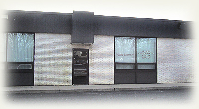 Skurka Chiropractic Center located in Islip, Suffolk County, Long Island, New York.